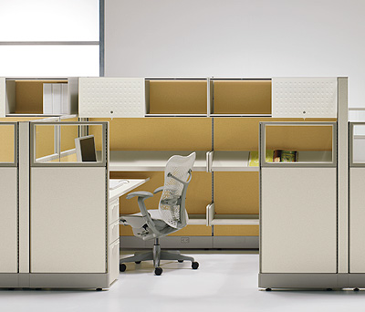 Action Office 2 by Herman Miller