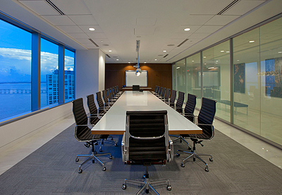 DIRTT Demountable walls from Stamford Office Furniture